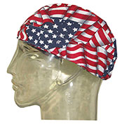 Techniche Hyperkewl™ Evaporative Cooling Beanies, Usa Flag, 6522-USA