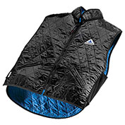 HyperKewl™ Evaporative Cooling - Deluxe Sport Vests, Small, Black