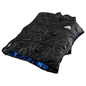 HyperKewl™ Evaporative Cooling Vest - Women's Deluxe, L, Black