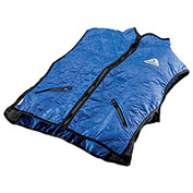 HyperKewl™ Evaporative Cooling Vest - Women's Deluxe, L, Blue