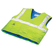 HyperKewl™ Evaporative Cooling Traffic Safety Vest CL 2, L/XL, HV