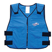 Techniche 6626 Nomex FR Phase Changing Cooling Vest, M/L, Blue