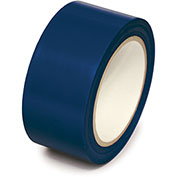 "Floor Marking Aisle Tape, Dark Blue, 2""W x 108'L Roll, PST221"