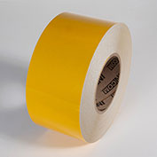 "Reflective Marking Tape, Yellow, 4""W x 150'L Roll, RST554"