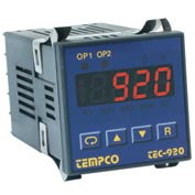 Temperature Control - Prog, 90-250V, Relay2A, TEC15002