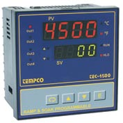Temperature Control - 90-264VAC, 1/4Din, 2ARelay, TEC58001
