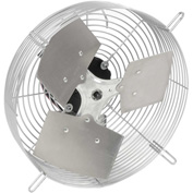 "TPI 18"" Guard Mounted Direct Drive Exhaust Fan CE18-D 1/8HP 2300CFM"