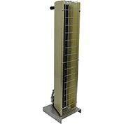 TPI Fostoria Infrared Heater FSP-3124-1 Portable Electric 3.15kW 240V