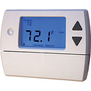 TPI Set Back On Demand Thermostat SDHW1001 Hardwire