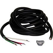 TPI Portable Electric Infrared Heater Optional Power Cord SO 8/4, 08805102 - 25' Length