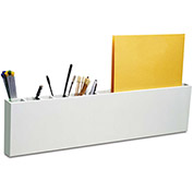 "TrippNT™ Deluxe Tool Holder, 21""W x 1""D x 6""H, White"
