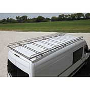"12' Van Rack W/ 63"" Crossbars - '06 & Earlier Sprinter Low Roof Van - 463501"