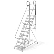"CAL-OSHA Kit for Ladders 16"" W Steps, Yellow - GRCAL05EC-Y"