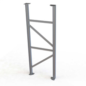 "U-Design Max-Access Aluminum Work Platforms - 100""H Tower Support - UAP100"