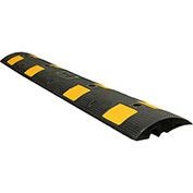 "0-5 MPH Speed Bump Middle - 12"" Wide  - Black/Yellow"