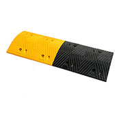 "5-10 MPH Speed Bump - 14"" Wide Middle"