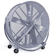 GentleBreeze GB8415SC-Y 84 Inch Tilt Blower Fan w/ Speed Control, 3PH, 230V