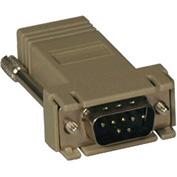 Tripp Lite DB9M to RJ45 Modular Serial Adapter