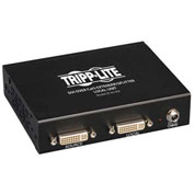 Tripp Lite 4-Port DVI over Cat5 Cat6 Extender Splitter Video Transmitter