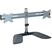 "Tripp Lite Dual Display TV LCD Desk Mount Swivel Tilt 13"" - 26"" Flat Screen"
