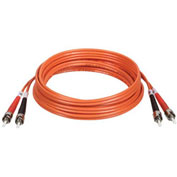 Tripp Lite 5M Duplex Multimode 62.5/125 Fiber Patch Cable ST/ST 16ft