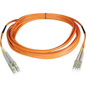 Tripp Lite 61M Duplex Multimode 62.5/125 Fiber Patch Cable LC/LC 200ft