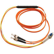 Tripp Lite 1M Fiber Optic Mode Conditioning Patch Cable ST/LC 3ft