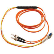 Tripp Lite 2M Fiber Optic Mode Conditioning Patch Cable ST/LC 6ft