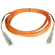 Tripp Lite 10M Duplex Multimode 50/125 Fiber Patch Cable LC/LC 33ft