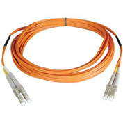 Tripp Lite 12M Duplex Multimode 50/125 Fiber Patch Cable LC/LC 40ft
