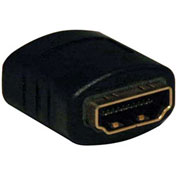 Tripp Lite HDMI Compact Gender Changer Adapter Coupler HDMI Female / Female