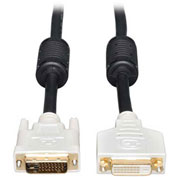 Tripp Lite 10ft DVI Dual Link Extension Digital TMDS Monitor Cable M/F 10'