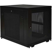 Tripp Lite SmartRack 12U Mid-Depth Rack Enclosure Cabinet