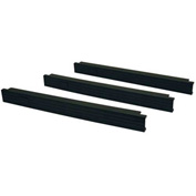 Tripp Lite 1U Blanking Panel Kit, Toolless-Mounting, 50/Pack