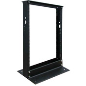 Tripp Lite 13U 2-Post Open Frame Rack Server Cabinet Threaded Holes