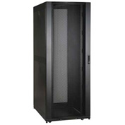 "Tripp Lite 42U Rack Enclosure Server Cabinet 29.5"" Wide w/ Doors & Sides"