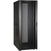Tripp Lite SmartRack 45U Wide Rack Enclosure Cabinet with Doors and Side Panels