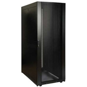 Tripp Lite SmartRack 48U Deep and Wide Rack Enclosure Cabinet with Doors & Side Panels