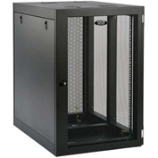 Tripp Lite 18U Wall Mount Rack Enclosure Cabinet Side Mount Wall Mount
