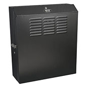 Tripp Lite 5U Wall Mount Low Profile Secure Rack Enclosure Cabinet Vertical