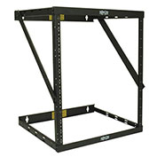 Tripp Lite Wall Mount 2-Post Open Frame Rack Cabinet 8U / 12U / 22U