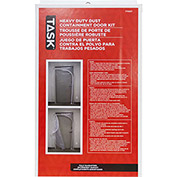 Task® T74517 Heavy Duty Dust Containment Door Kit - Pkg Qty 2