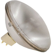 Times Square Lighting FFP, PAR64 Lamp, Narrow Spot, 1000W