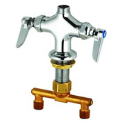 T&S Brass B-0200-LN Swivel Base Faucet