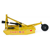 Tarter Farm & Ranch 3-Point Rotary 4' Cutter RC4 - Yellow