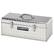 "24"" Aluminum Handheld Tool Box - Bright 5124T"