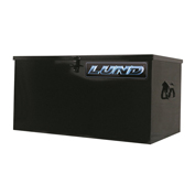 "Light Duty Small 24"" Job Site Box, Steel, Black 78024T"