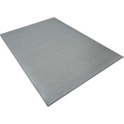 "Transforming Technologies ESD 3/8"" Thick Anti-Fatigue Floor Mat 4' x 60' Full Roll, Gray -FM248720GY"