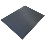 "Transforming Technologies VinylStat ESD 1/8"" Thick Floor Runner 4' x 60' Full Roll, Gray- FM348720GY"