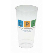 Clear Plastic Cups 16 oz. Tumbler